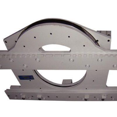 उत्पादक फोर्कलिफ्ट रोटेटर काटा / भिन्न प्रकार आणि आकार फिरणारे यंत्र