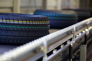 टायर उद्योग